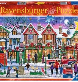 Ravensburger Noël sur la place 1000 pcs