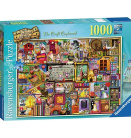 Ravensburger L'armoire Artisanale 1000 pieces