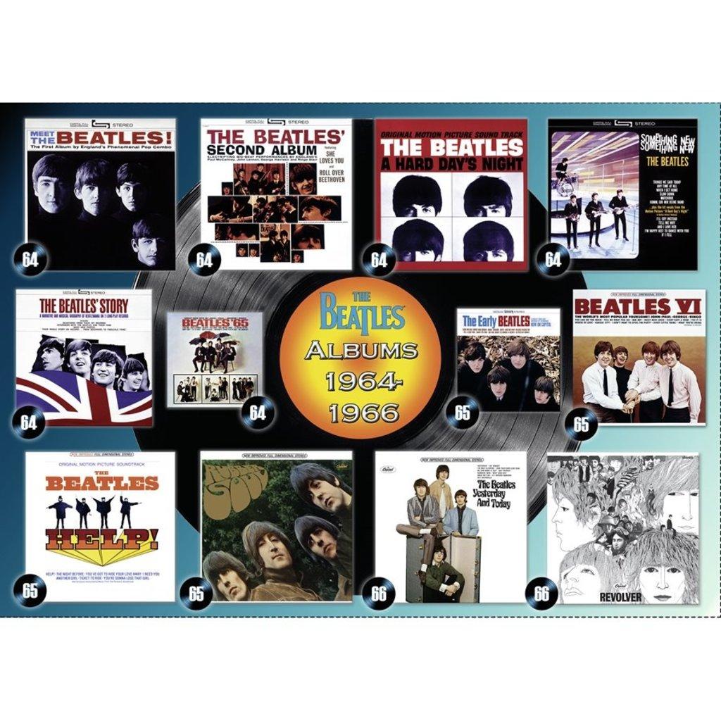 Ravensburger Albums 1964-66 (1000 mcx)