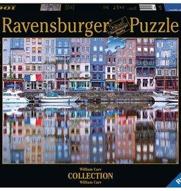 Ravensburger Reflets sur le port de Honfleur 1000 pcs