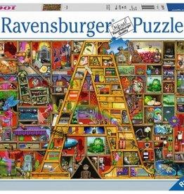 Ravensburger A l'alphabet 1000 pcs
