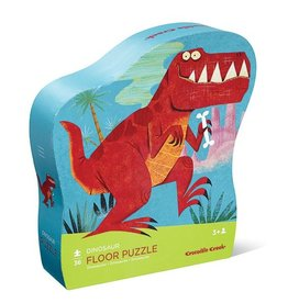 Crocodile Creek Dinosaure - Casse-tête 36 pcs