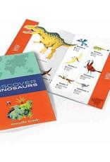 Crocodile Creek Dinosaures - Casse-tête 100 pcs