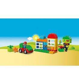 Lego Duplo 10572 - Grande boîte du jardin en fleur