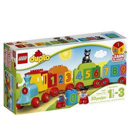 Lego Duplo 10847- Le train des chiffres