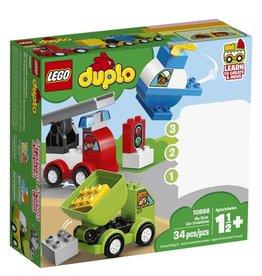 Lego Duplo Lego Duplo - 10886 - Mes premièrs véhicules