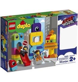 Lego Duplo 10895 - Les visiteurs de la planète Duplo d'Emmet et Lucy