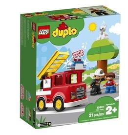 Lego Duplo 10901 - Le camion de pompiers