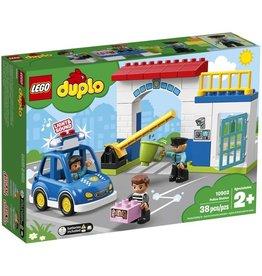 Lego 10902- Le commissariat de police