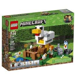 Lego 21140 - Le poulailler