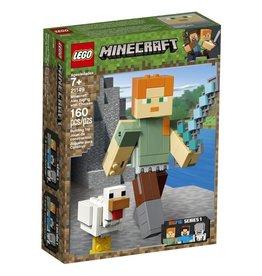Lego 21149 - BigFig Alex et son poulet