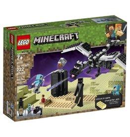 Lego Minecraft 21151 - La bataille de l'End