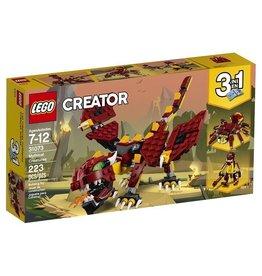 Lego 31073 - Les créatures mythiques