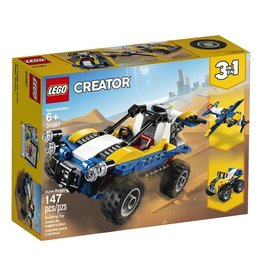 Lego 31087 - Le buggy des dunes
