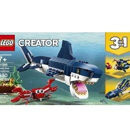 Lego 31088 - Les créatures sous-marines