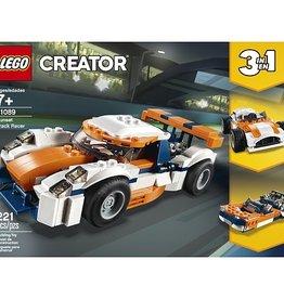 Lego 31089 - La voiture de course