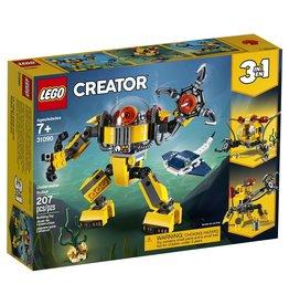 Lego 31090 - Le robot sous-marin