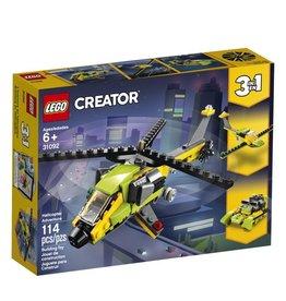 Lego 31092 - L'aventure en hélicotrère