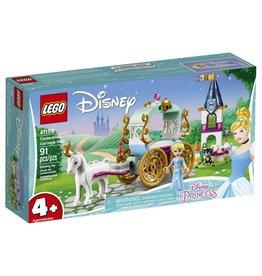 Lego Disney 41159 - Le carrosse de Cendrillon