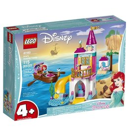 Lego 41160 - Le château en bord e mer d'Ariel