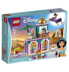 Lego 41161 - les aventures au palais de Jasmine et Aladdin