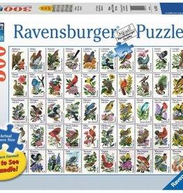 Ravensburger 50 timbres d'oiseaux