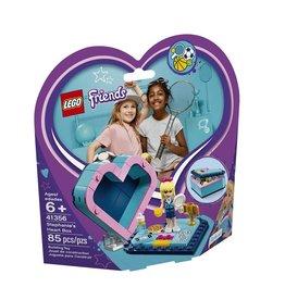 Lego Friends 41356 - La boîte cœur de Stéphanie