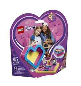Lego Friends 41357 - La boîte cœur d'Olivia