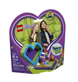 Lego 41358 - La boîte cœur de Mia