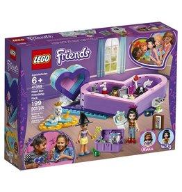 Lego Friends 41359 - La boîte des cœurs de l'amitié