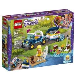 Lego Friends 41364 - Le buggy et la remorque de Stéphanie