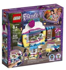Lego Friends Lego Friends - 41366 - Le cupcake café d'Olivia