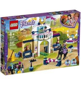 Lego Friends 41367 - Parcours d'obstacles de Stéphanie