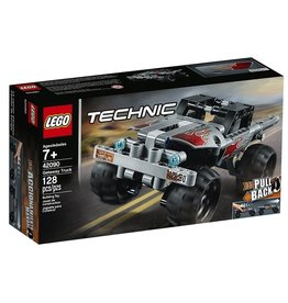 Lego Technic 42090 - Le pick-up d'évasion