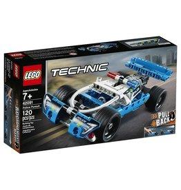 Lego Technic 42091 - La voiture de police