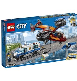 Lego City 60209 - La police et le de vol de diamant