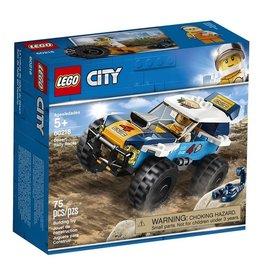 Lego City 60218 - La voiture de rallye du désert