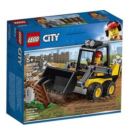 Lego City 60219 - La chargeuse