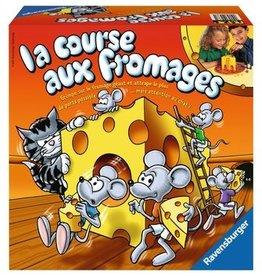 Ravensburger La course aux fromages