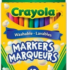Crayola 12 marqueurs couleurs classiques