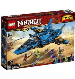 Lego 70668 - Le supersonic de Jay