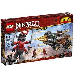 Lego 70669 - La foreuse de Cole