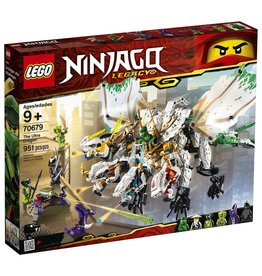 Lego Ninjago 70679 - L'Ultra Dragon