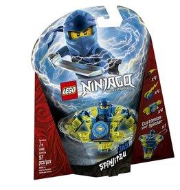Lego 70660 - Toupie Spinjitzu Jay