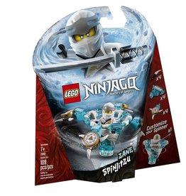 Lego 70661 - Toupie Spinjitzu Zane