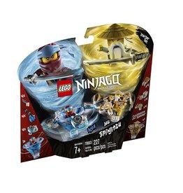 Lego 70663 - Toupies Spinjitzu Nya & Wu