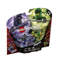 Lego 70664 - Toupie Spinjitzu Lloyd vs Garmadon