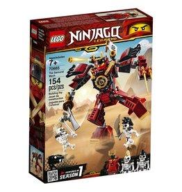 Lego 70665 - Le robot samouraï