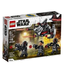 Lego 75226 - Pack de combat de l'Escouade Inferno