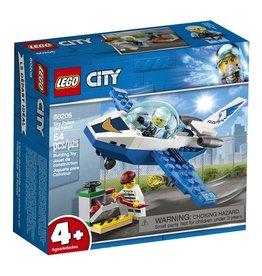 Lego City Lego City - 60206 - Le jet de patrouille de la police